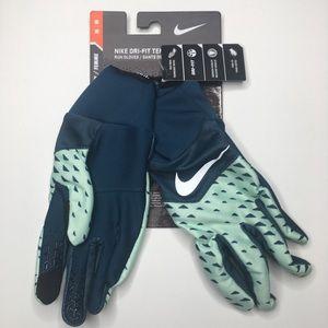 Nike Dri Fit Tempo woman's run gloves medium